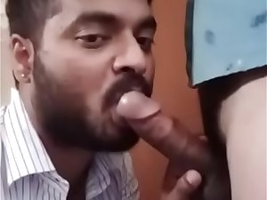 Young indian call boy sucking cock